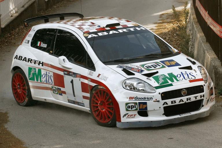 2007 Fiat Grande Punto Abarth rally 246559