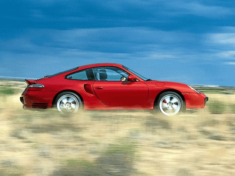 2001 Porsche 911 Turbo 197633