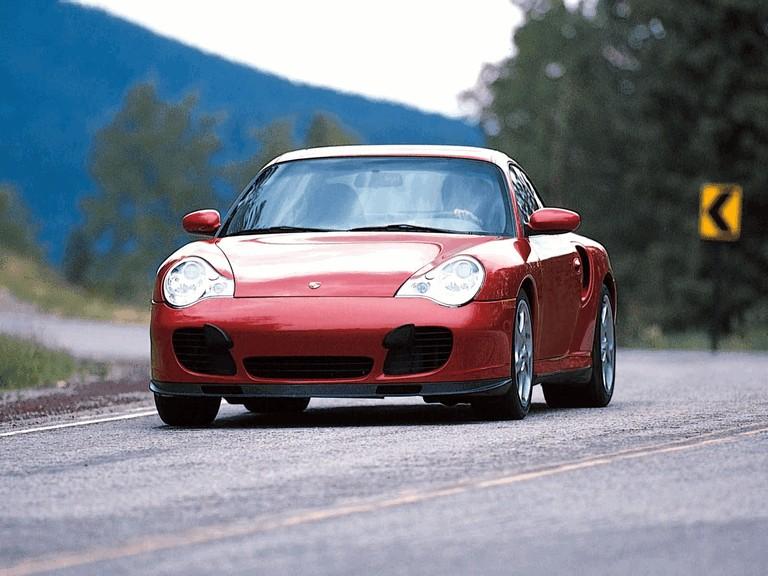 2001 Porsche 911 Turbo 197634
