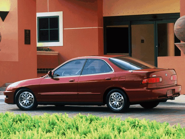 1994 Acura Integra sedan 246567
