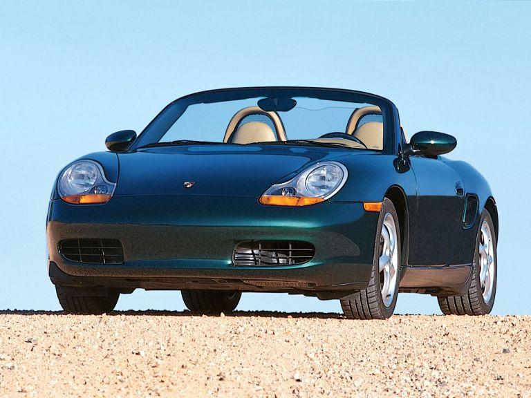 2001 Porsche Boxster 529809