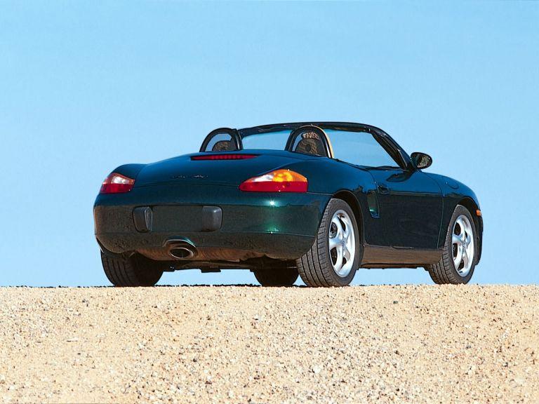 2001 Porsche Boxster 529811