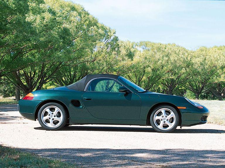 2001 Porsche Boxster 529813