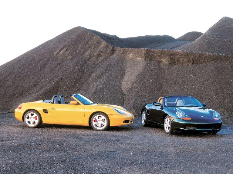2001 Porsche Boxster 529814