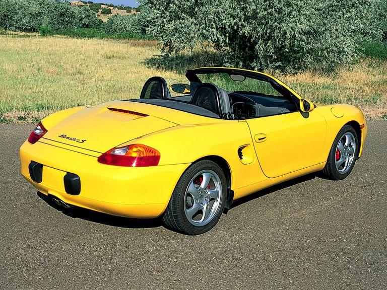 2001 Porsche Boxster S 529816