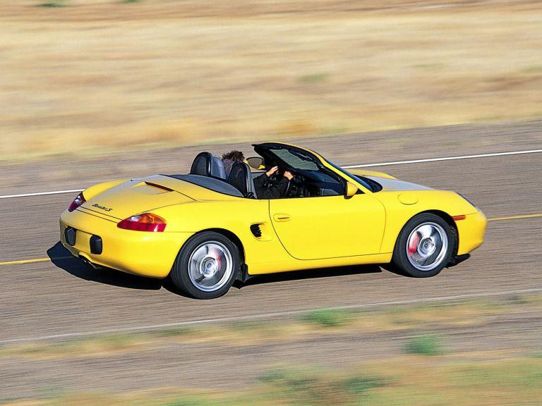 2001 Porsche Boxster S 529819