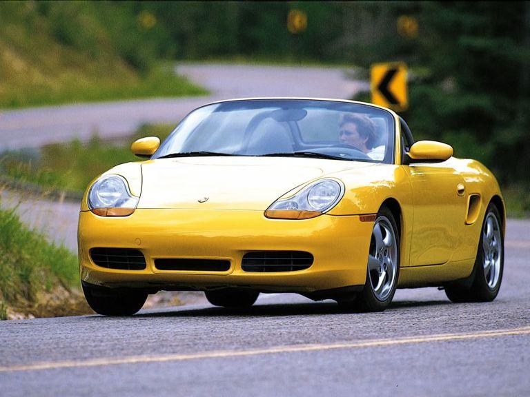 2001 Porsche Boxster S 529820