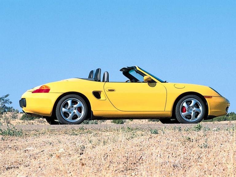 2001 Porsche Boxster S 529822
