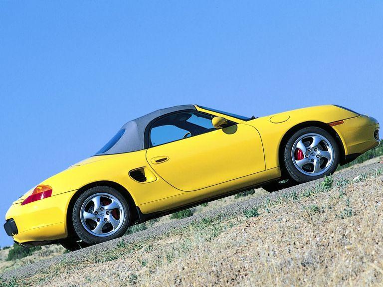 2001 Porsche Boxster S 529823