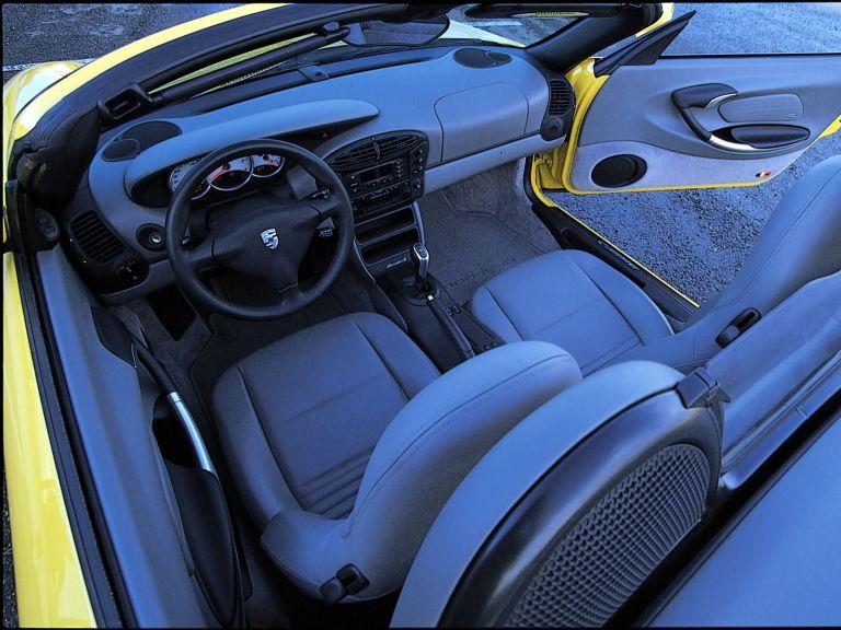 2001 Porsche Boxster S 529825