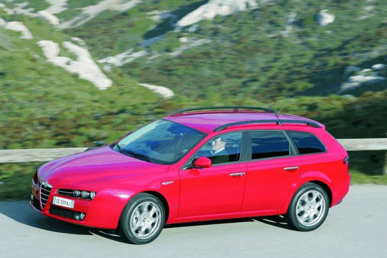2006 Alfa Romeo 159 Sportwagon 246963