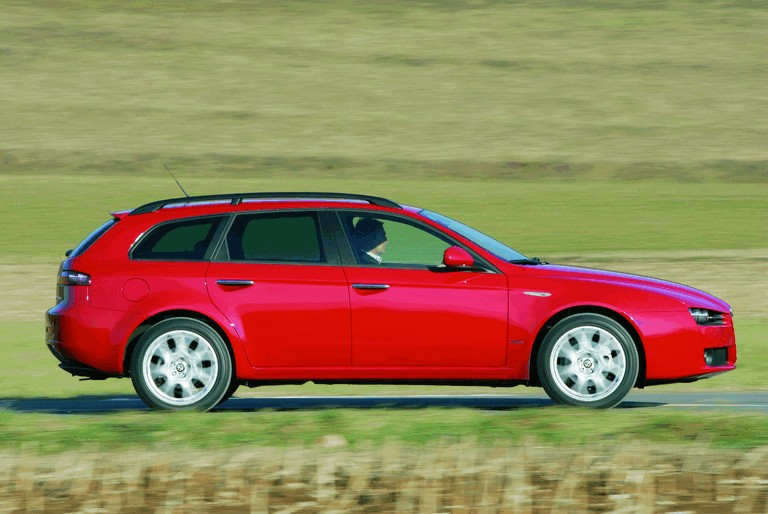 2006 Alfa Romeo 159 Sportwagon 246967