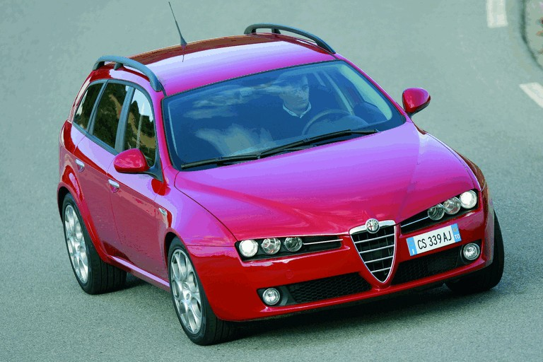 2006 Alfa Romeo 159 Sportwagon 246969