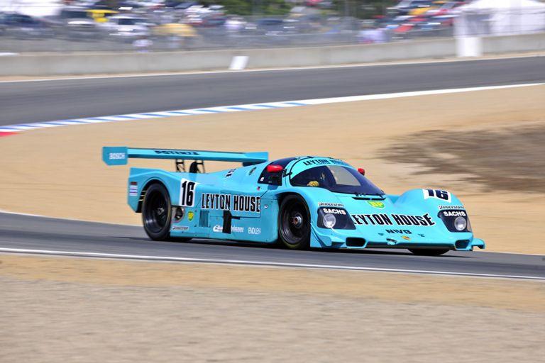 1985 Porsche 962C 528431