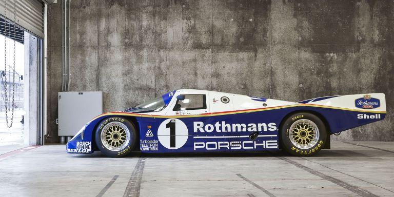 1985 Porsche 962C 528445