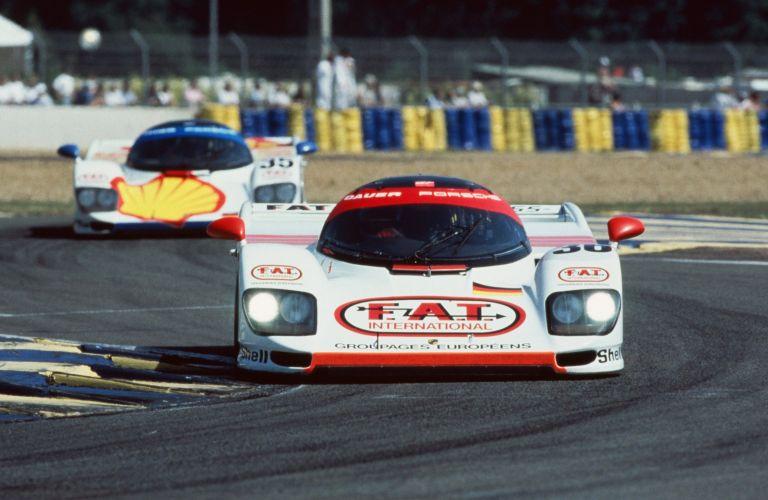 1985 Porsche 962C 528452