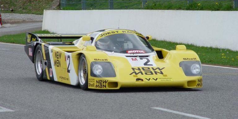 1985 Porsche 962C 528455