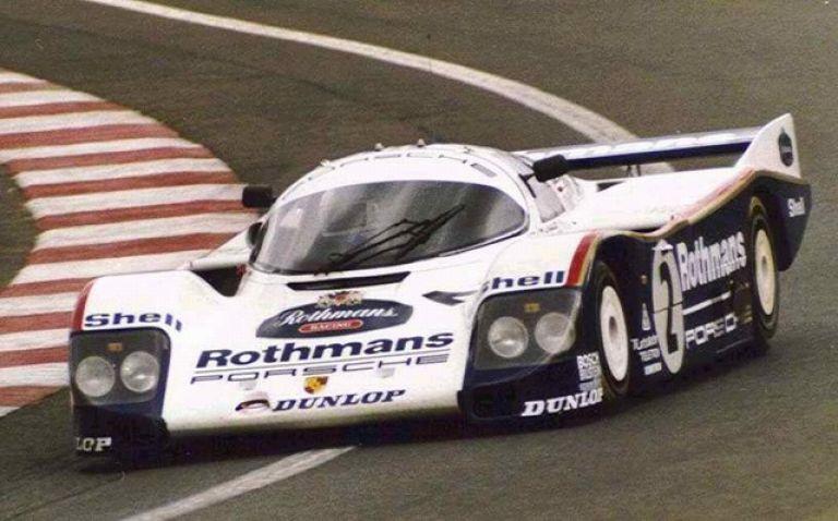 1985 Porsche 962C 528460