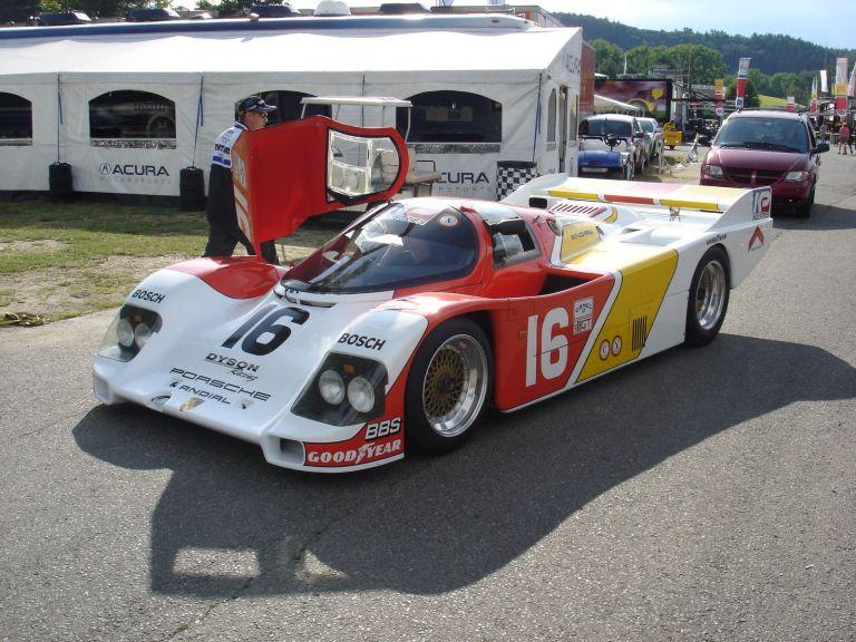 1985 Porsche 962C 528462