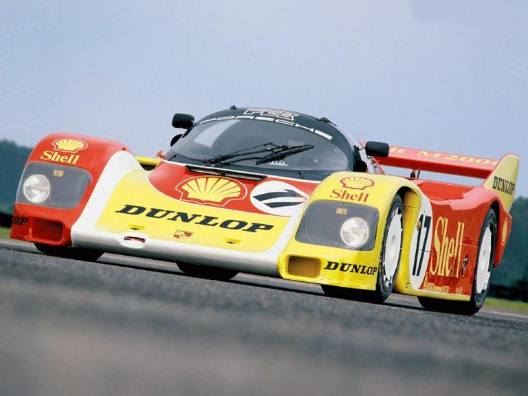 1985 Porsche 962C 528464