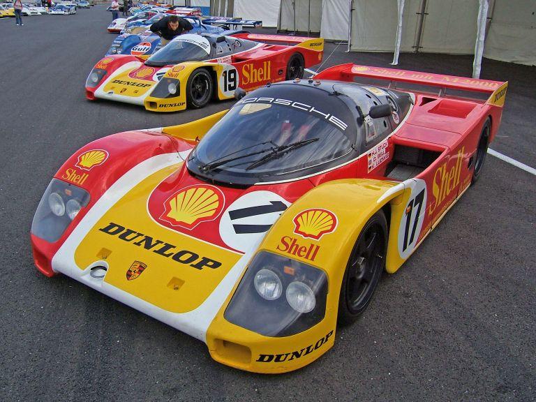 1985 Porsche 962C 528465