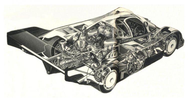 1985 Porsche 962C 528468
