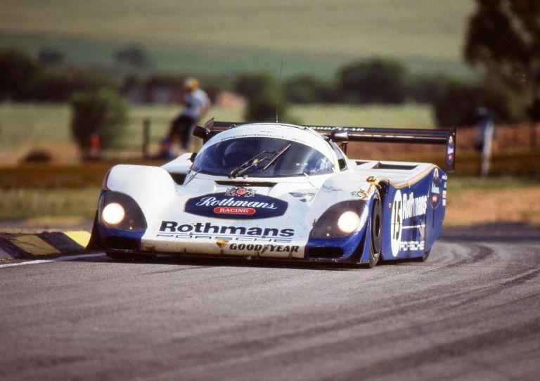 1985 Porsche 962C 528471