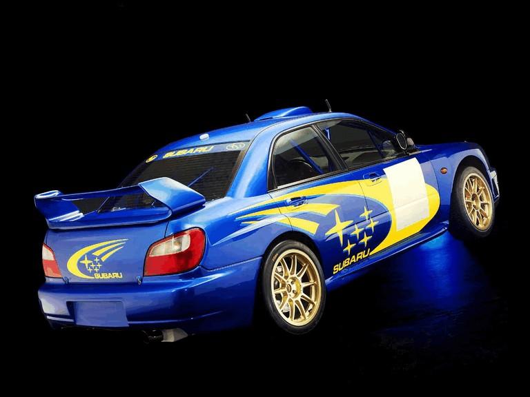 2001 Subaru Impreza WRC 483021