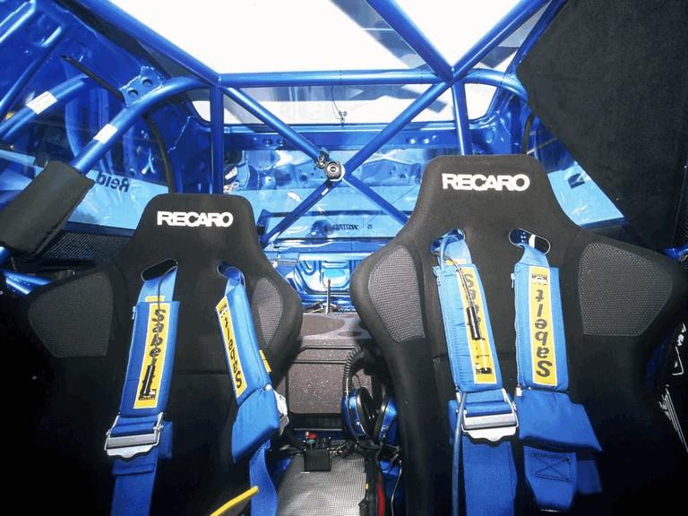 2001 Subaru Impreza WRC 483025