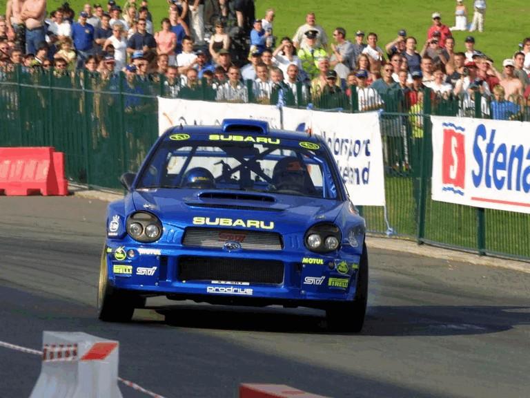 2001 Subaru Impreza WRC 483027
