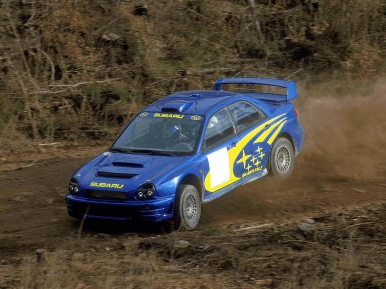 2001 Subaru Impreza WRC 483031