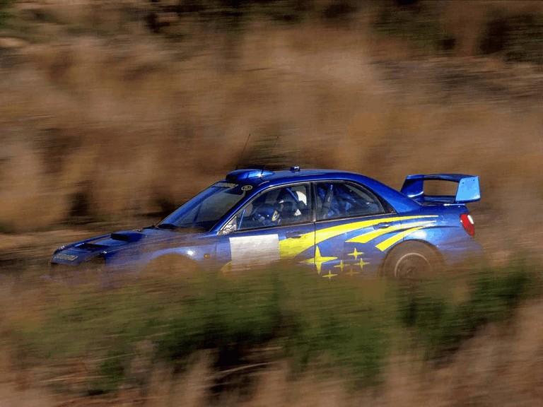 2001 Subaru Impreza WRC 483034