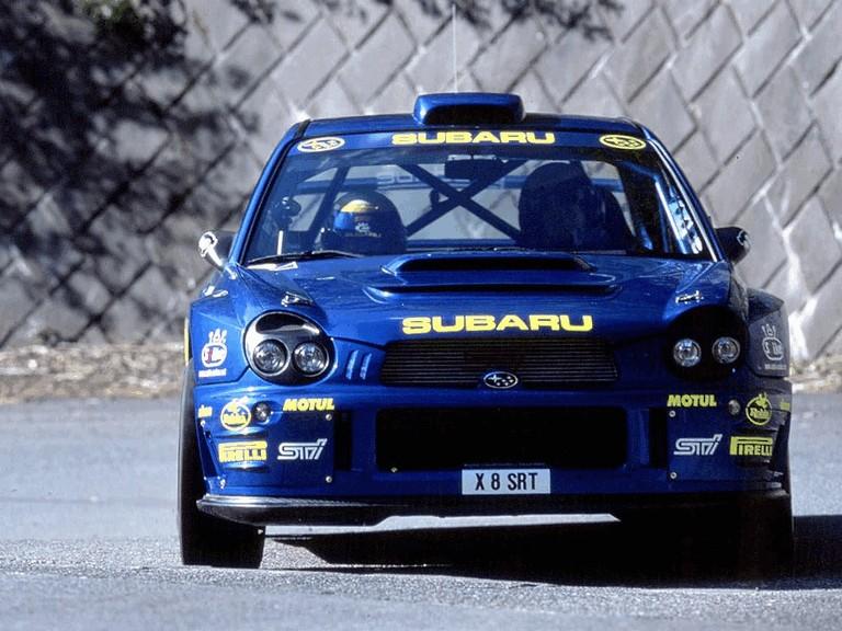 2001 Subaru Impreza WRC 483047