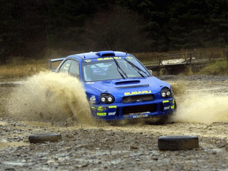 2001 Subaru Impreza WRC 483048