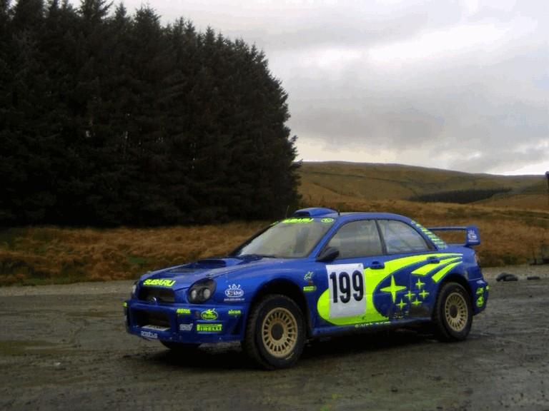 2001 Subaru Impreza WRC 483050