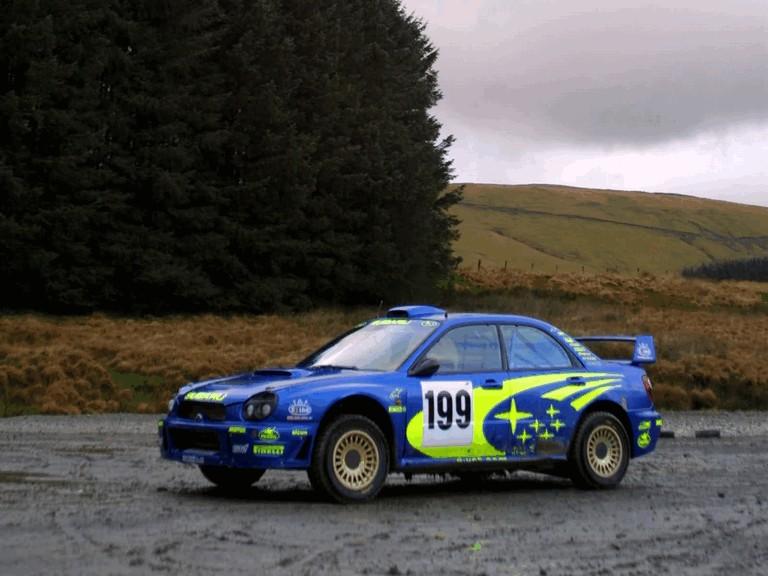 2001 Subaru Impreza WRC 483051