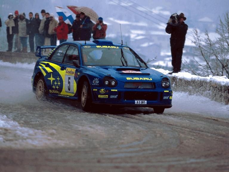 2001 Subaru Impreza WRC 483053
