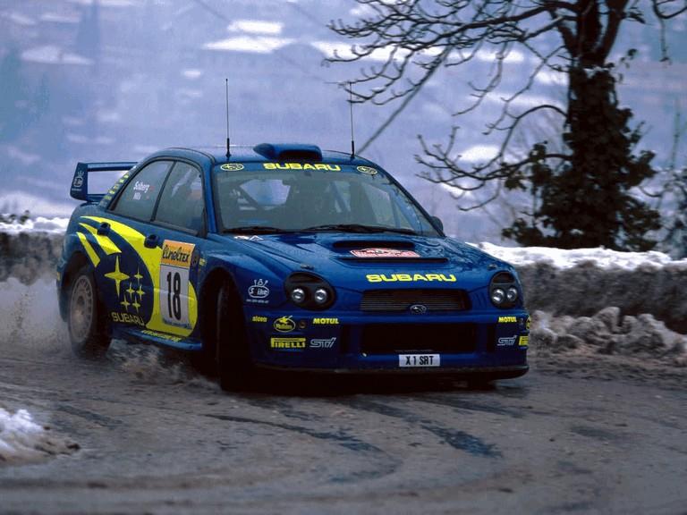 2001 Subaru Impreza WRC 483055