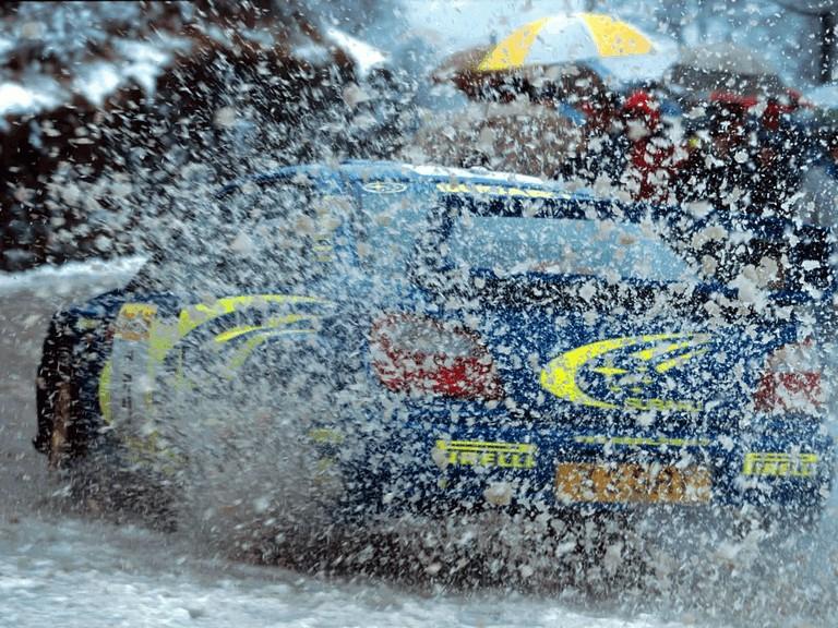 2001 Subaru Impreza WRC 483056