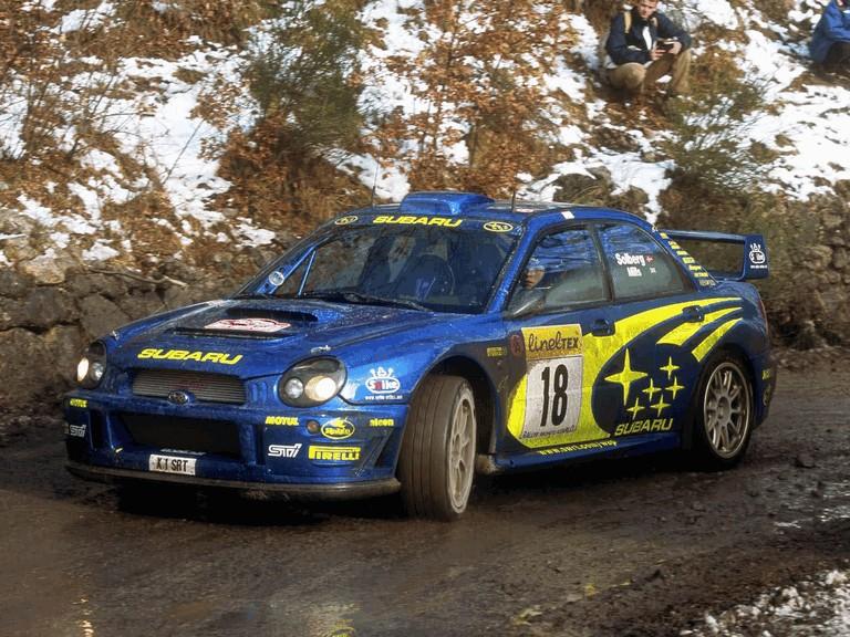 2001 Subaru Impreza WRC 483062