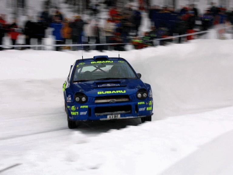 2001 Subaru Impreza WRC 483068