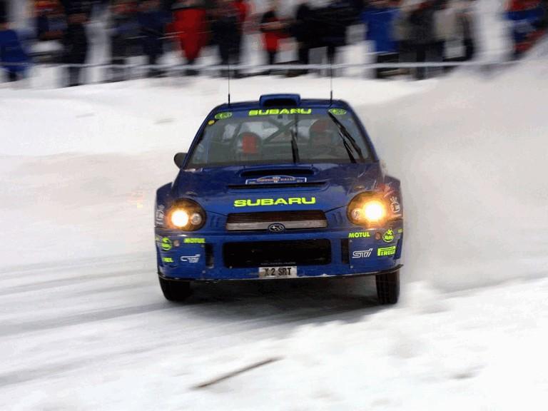2001 Subaru Impreza WRC 483069