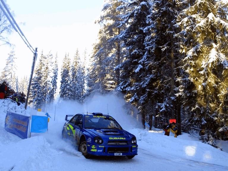2001 Subaru Impreza WRC 483070