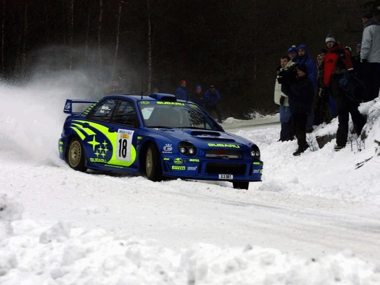 2001 Subaru Impreza WRC 483072