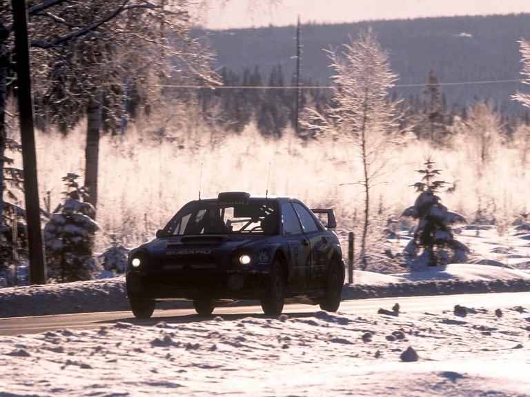 2001 Subaru Impreza WRC 483073