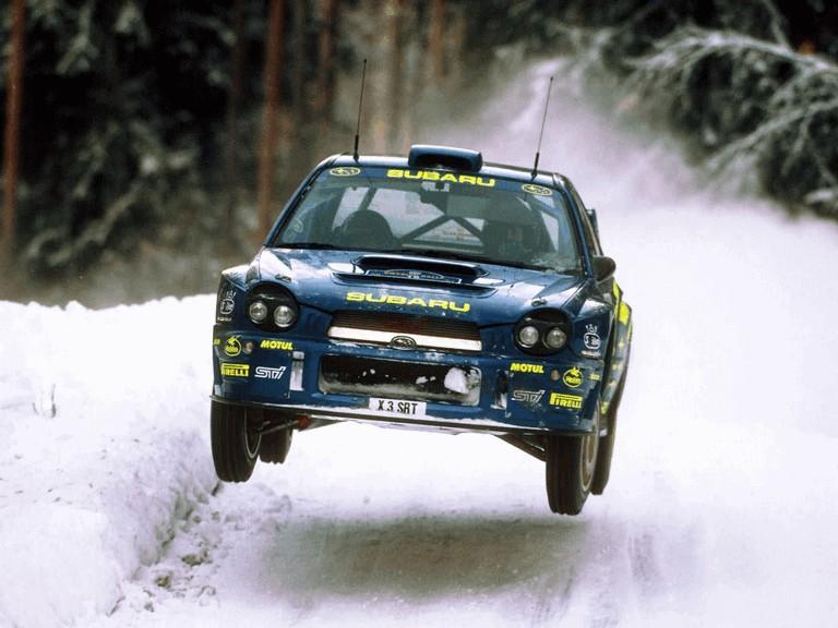 2001 Subaru Impreza WRC 483076
