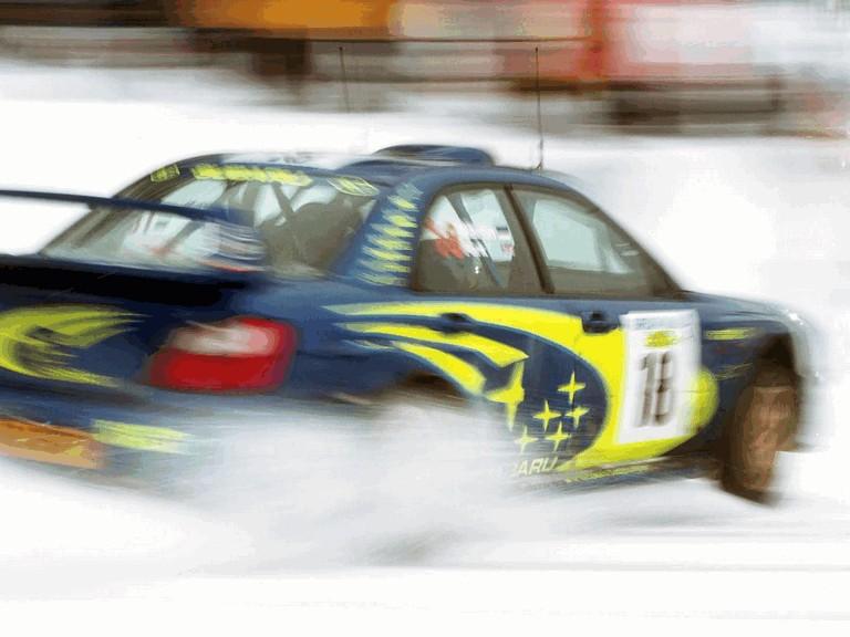 2001 Subaru Impreza WRC 483080