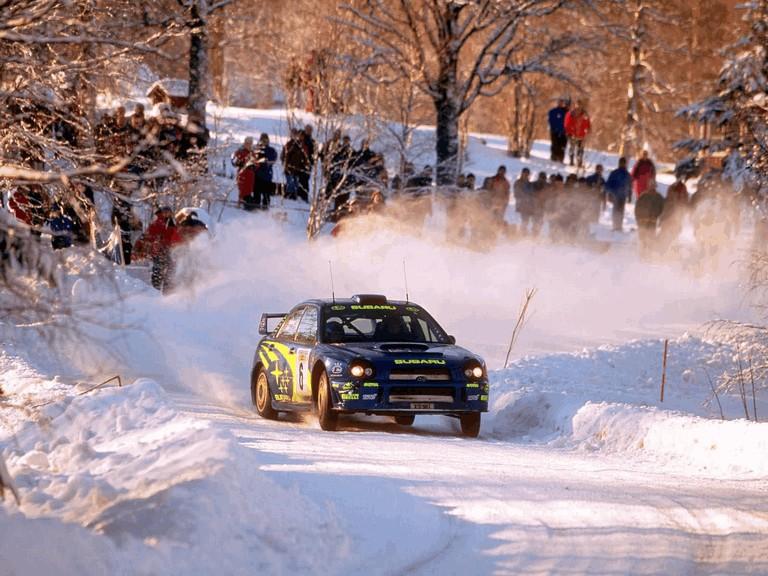 2001 Subaru Impreza WRC 483082