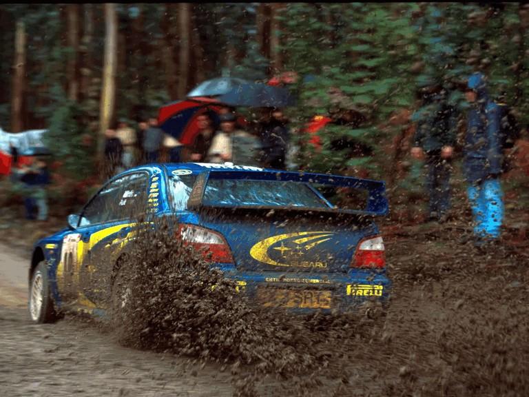 2001 Subaru Impreza WRC 483084