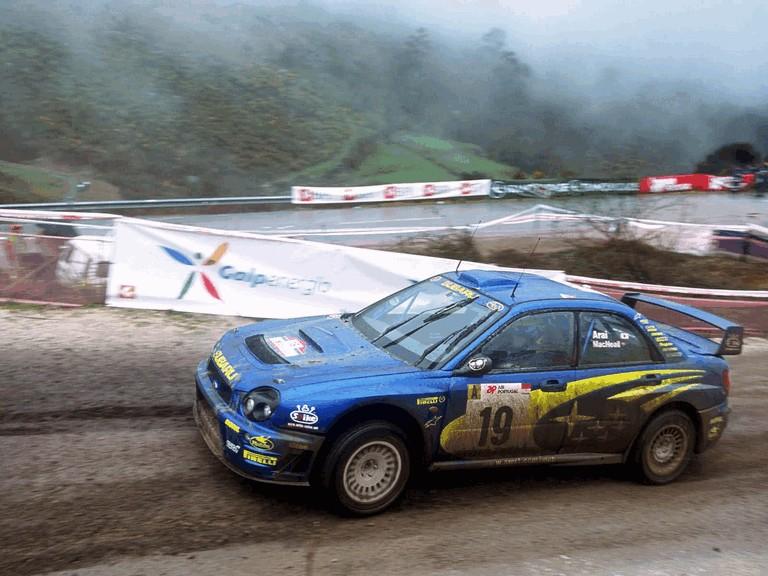 2001 Subaru Impreza WRC 483089